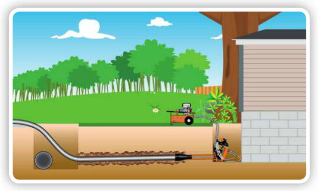 Lateral Pipe Bursting Services